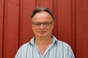 Leif Lindkvist, kandidat nummer 1 på listan till kommunfullmäktige.